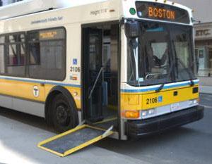 Boston City Bus