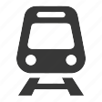Subway Metro Icon