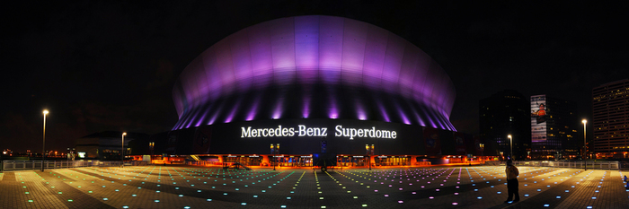 New orleans wheelchair accessible travel guide for Hotels near mercedes benz superdome new orleans la