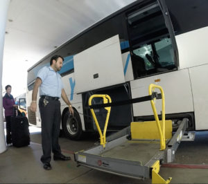 LAX FlyAway Airport Bus
