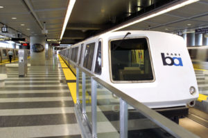 BART Airport Train