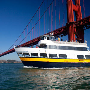 Blue & Gold Fleet Cruise