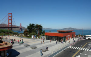 Golden Gate Bridge Pavilion