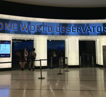 World Trade Center Observatory Entrance