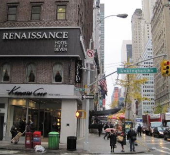 Renaissance New York Hotel 57. Photo from TripAdvisor.