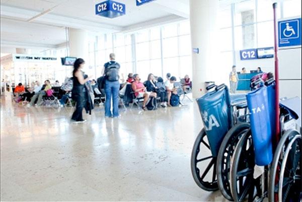 Airport Wheelchairs