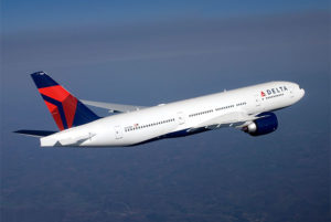 Delta Air Lines Jet