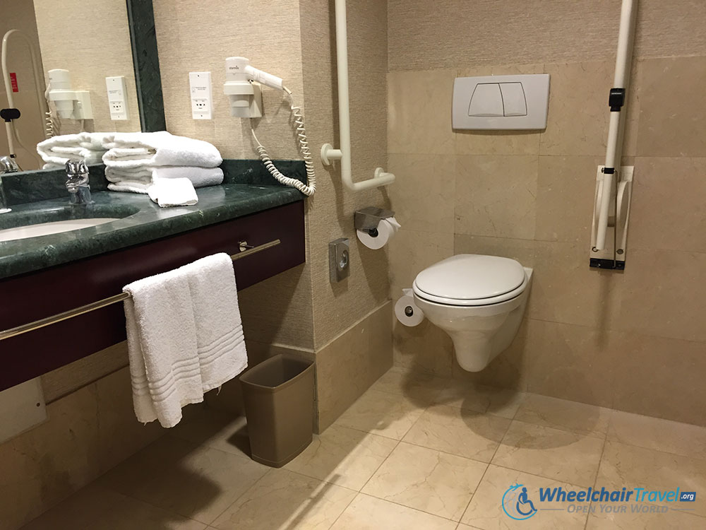 Wheelchair Bathroom Sink : Wheelchair Accessible Bathroom Sinks. Bathroom Vanity Modified For ...