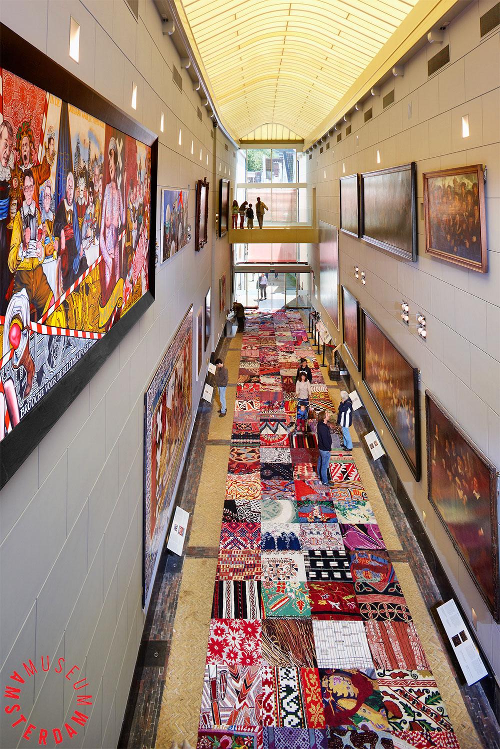 Amsterdam Museum Diversity Carpet
