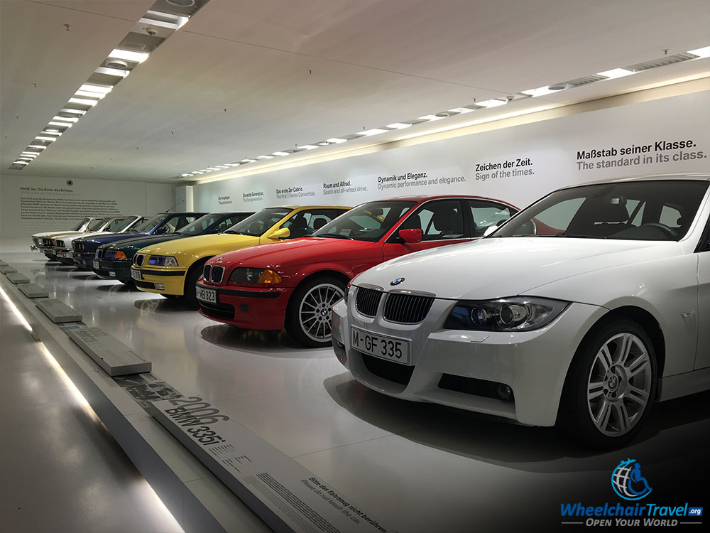 Bmw Museum Munich Visiting Munich S Bmw Museum In A
