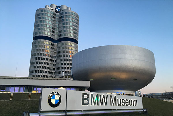 BMW Museum Wheelchair Access Review