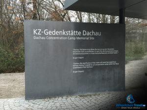 Dachau Concentration Camp Wheelchair Access Guide