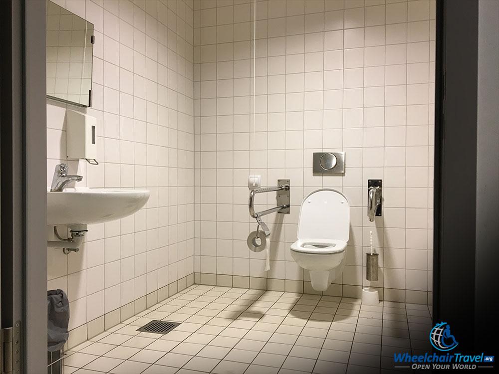Dachau Wheelchair Accessible Bathroom