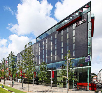 Wheelchair Access at Hilton London Wembley Hotel