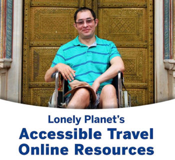 Lonely Planet's New Guide to Accessible Travel Resources