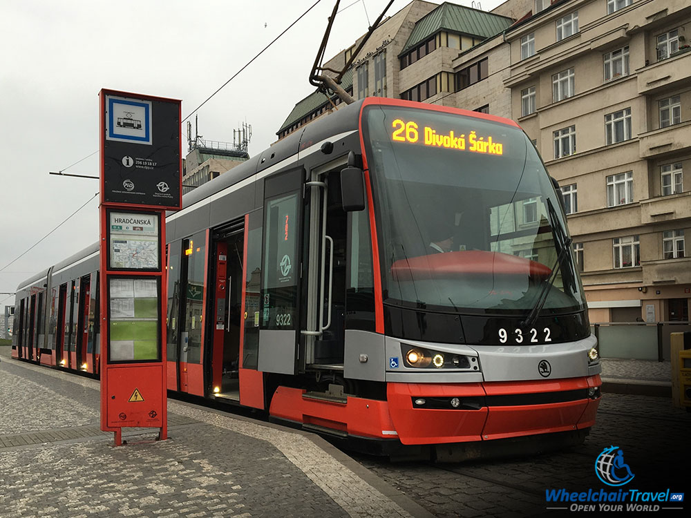 old tram prague street - photo #32