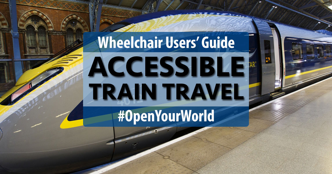 Wheelchair Users' Guide to Travel by Train