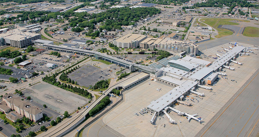Green Airport In Providence Rhode Island