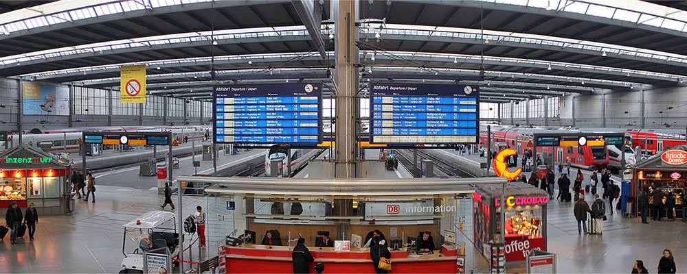 Image result for munich train station
