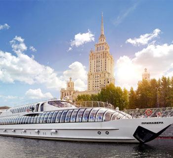 Wheelchair Accessible Moscow River Cruise