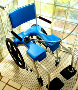 goanywhere commode u0027n shower chair self propel