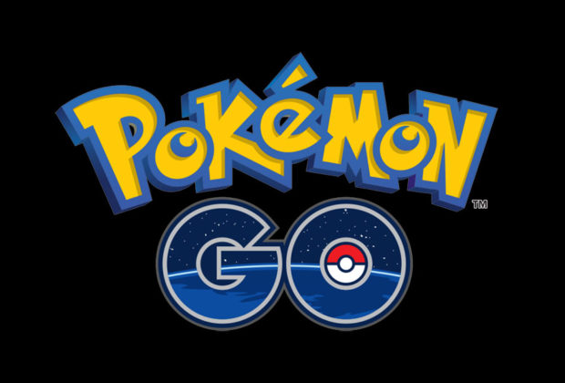 PHOTO: Pokemon GO Logo