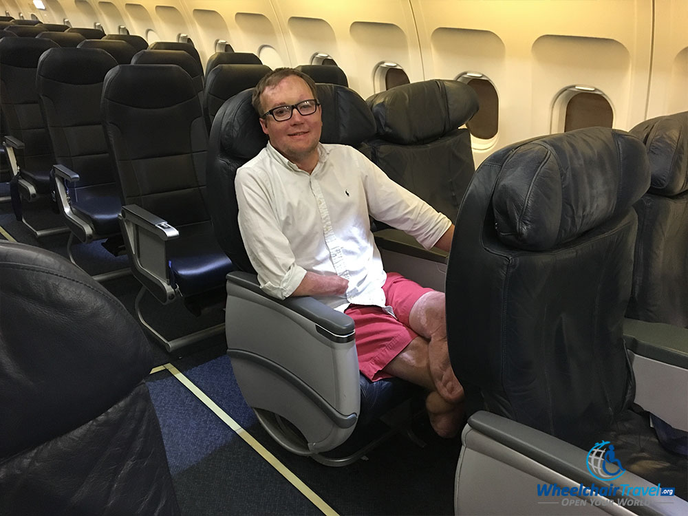 Spirit Airlines The Good Amp Bad Of Wheelchair Access