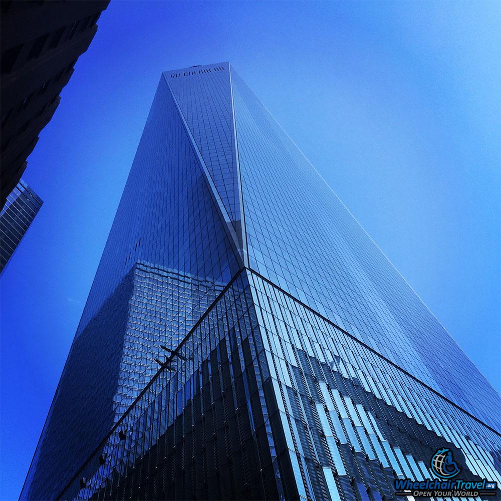 One World Trade Center - New York City.