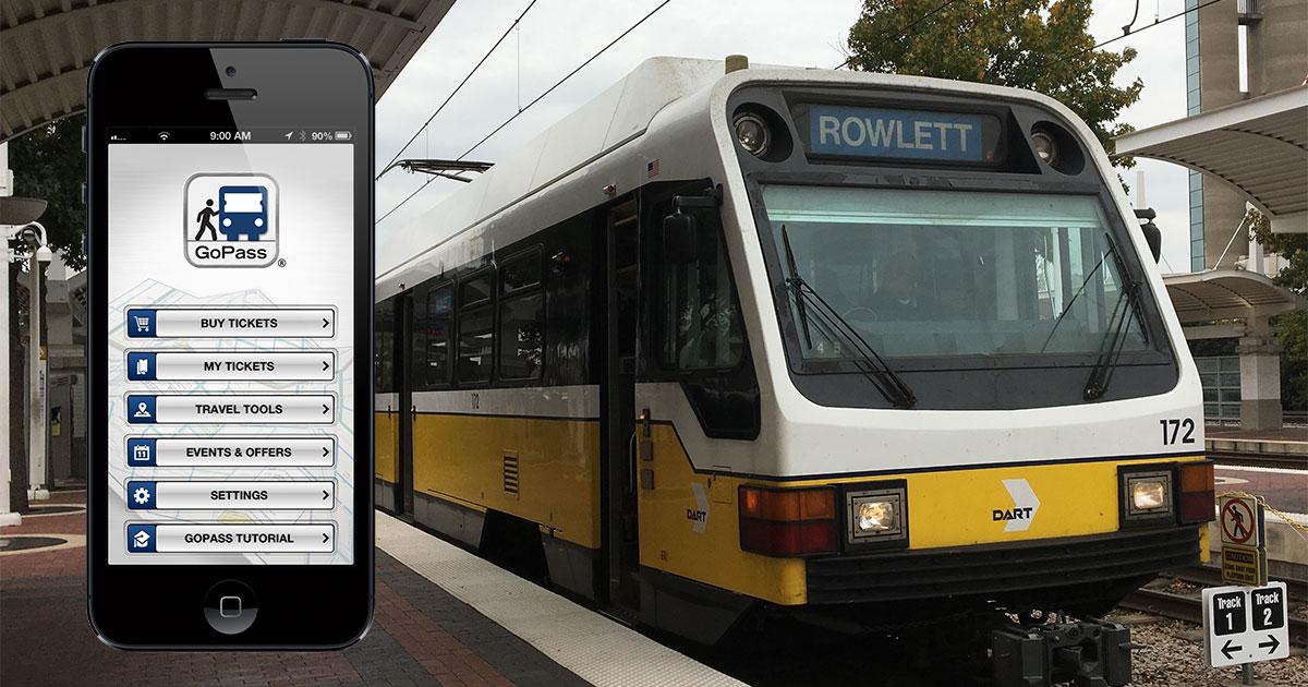 Mobile App Improves Access to Public Transport in Dallas, Texas