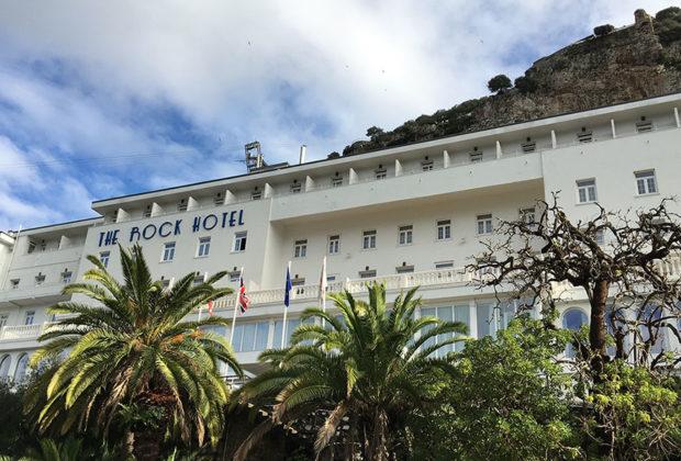 The Rock Hotel in Gibraltar