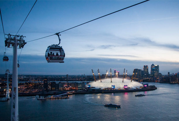 Emirates Air Line London Cable Car