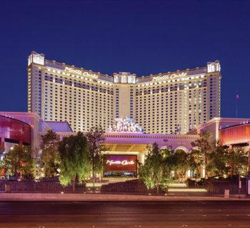 Monte Carlo Resort & Casino - building exterior