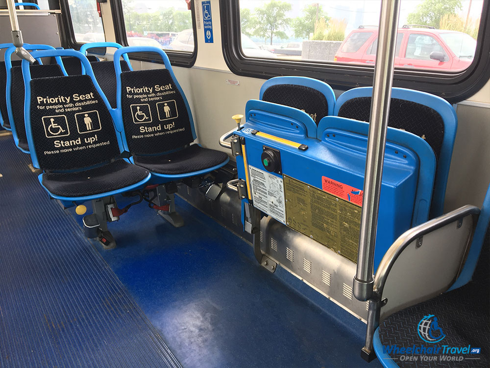Chicago Wheelchair Accessible Public Transportation