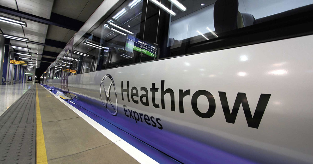 londons wheelchair accessible heathrow express