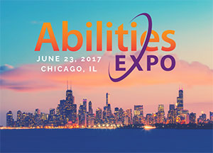 Abilities Expo Chicago, IL - June 23, 2017