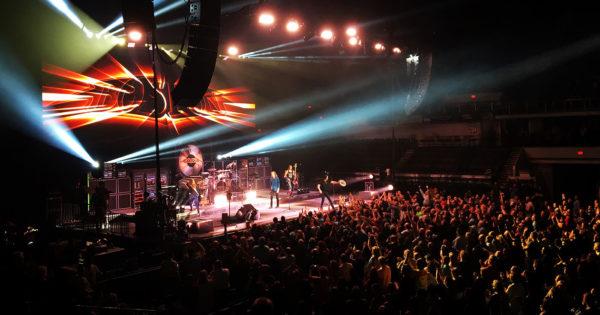 Boston Concert in Huntsville, Alabama