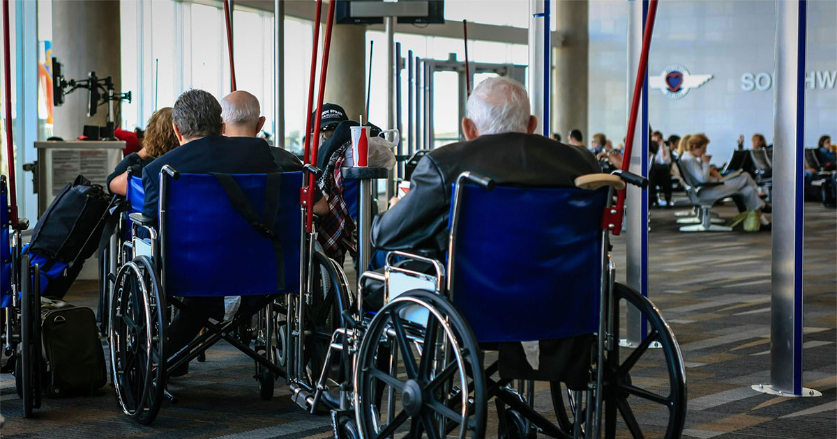 How To Request Wheelchair Assistance At The Airport