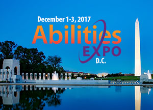 Abilities Expo Washington, D.C. - December 1-3, 2017