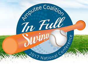 Amputee Coalition National Conference Louisville, KY - August 3-6, 2017