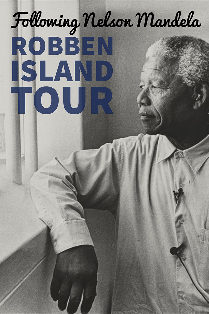 Follow in the footsteps of Nelson Mandela and see the prison cell where he was held for 18 years on Robben Island.