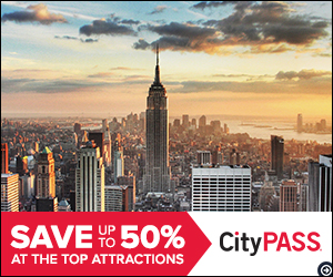 Discounts on popular attractions with CityPASS
